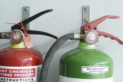 hóa chất của bình chữa cháy có ảnh hưởng đến sức khỏe?