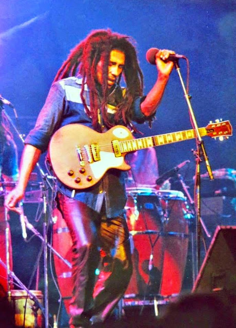The Quiet Storm Celebrates Bob Marley's 70th Birthday