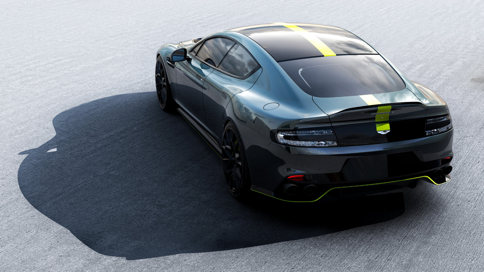2009 - [Aston martin] Rapide - Page 20 Rapide_AMR_04