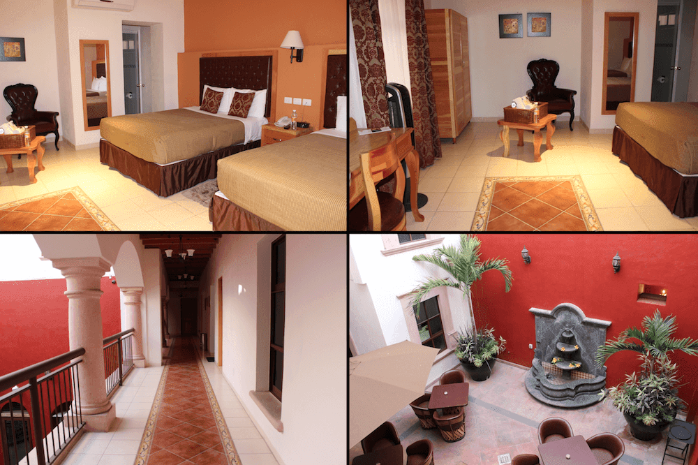 queretaro hotel rooms