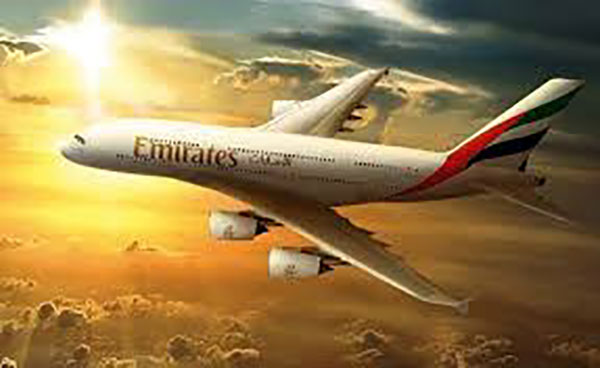 World, Emirates Airlines