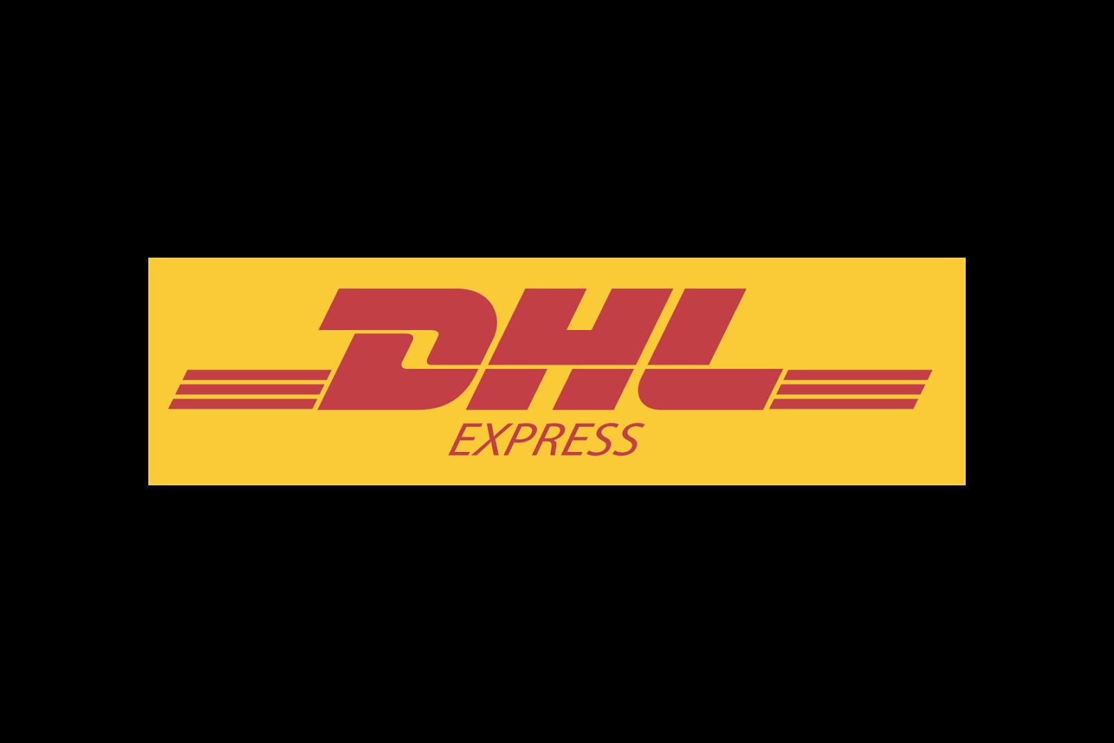 dhl express logo logoshare