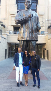 Ada, Opara Imo Enjoying Their South African Vacation Experience 11