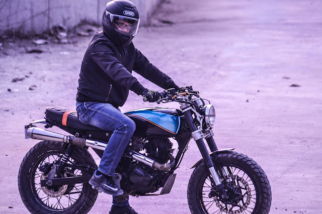 Afterlife Karizma Scrambler
