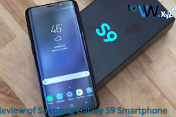 Review of Smartphone Samsung Galaxy S9