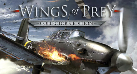 Wings of Prey Collectors Edition PROPHET PC GAME