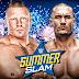 """WWE SummerSlam 2016 """"Brock Lesnar vs Randy Orton"""" - Download HQ Wallpaper"""