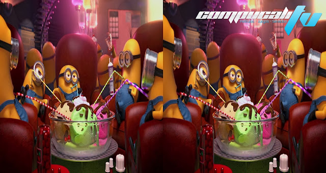 Despicable Me 2 3D SBS Latino