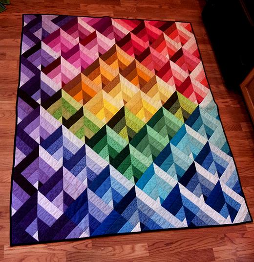Prism Quilt Free Pattern