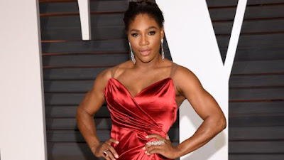 serena muscle sexy