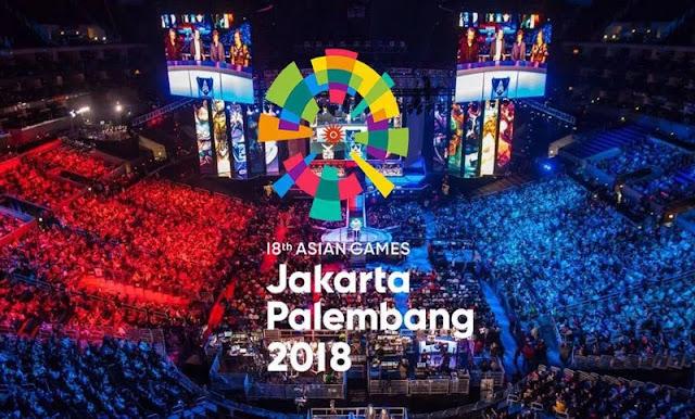 E-Sport Asian Games 2018