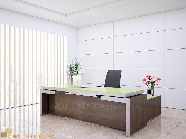 Tư vấn thiết kế nội thất phòng giám đốc chuyên nghiệp - H1
