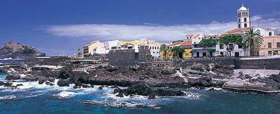 Garachico en Tenerife. 17 lugares para descubrir España