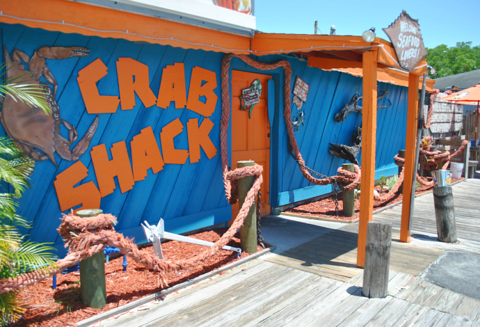 Crab Shack, Tampa, St.Petersburg, Florida