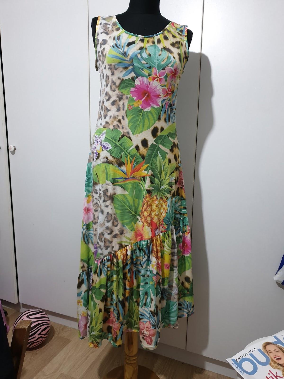 Desensiz bir elbiseyi nasıl dikerim