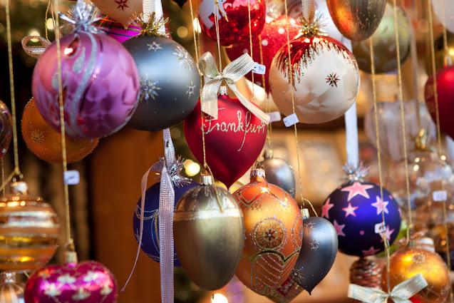 Mercatino di Natale al Romberg-Francoforte