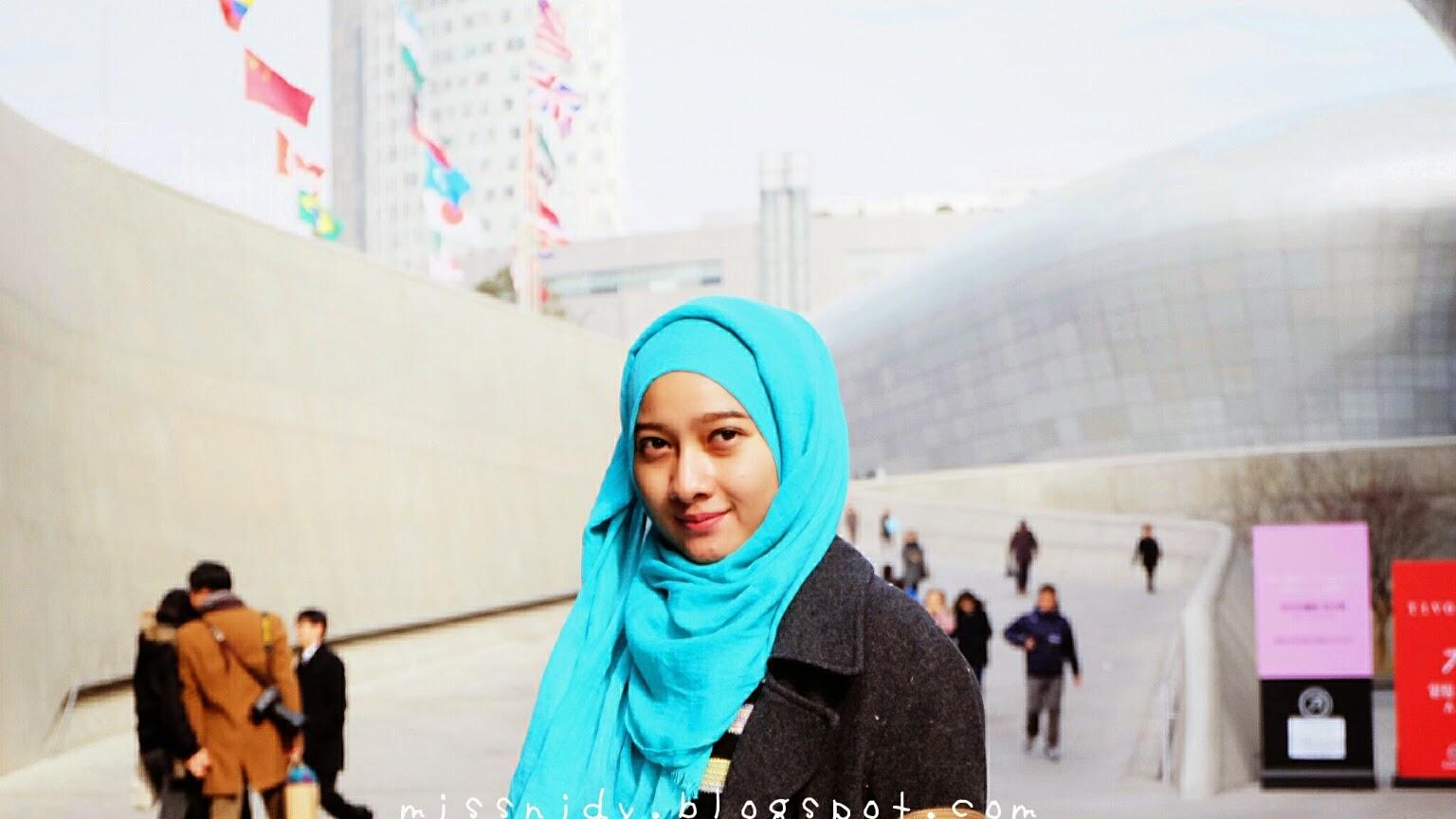 cara menuju dongdaemun design plaza seoul