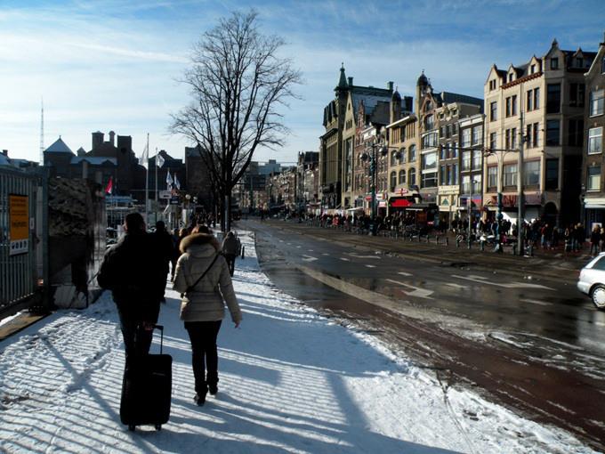 The Wayfarer - Amsterdam in 48 hours