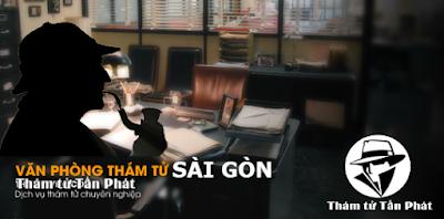 Văn phòng thám tử chuyên nghiệp Sài Gòn TPHCM