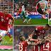 BAYERN MUNICH YAANZA NA MAANGAMIZI YA 6-0 KWA WERDER BREMEN ...Lewandowski apiga hat-trick Bundesliga