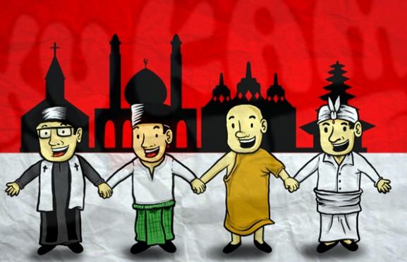 Tafsir Ayat-Ayat Al-Quran Tentang Hubungan Antar Umat Beragama (Toleransi)