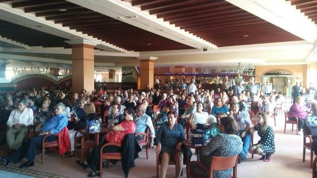 d609c7ced La Concejalía de Mayores del Ayuntamiento de Tuineje asumió los gastos del  almuerzo