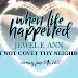 Exclusive Chapter Reveal - When Life Happened by Jewel E. Ann