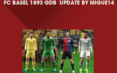 PES 2013 FC Basel 2015-2016 GDB Update by Migue14