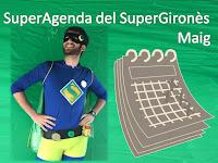 Agenda del SuperGironès actualitzada!