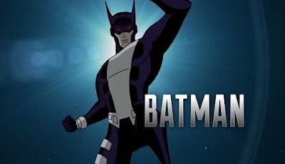 Vampire Batman Kirk Langstrom Justice League Gods and Monsters poster image picture screensaver wallpaper