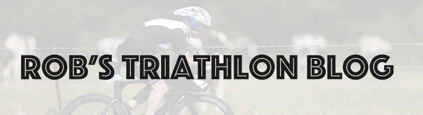 Rob's Triathlon Blog
