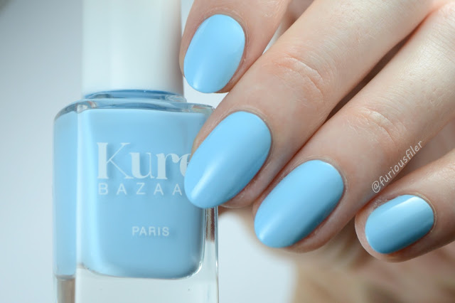 kure bazaar pastel blue frenchie furious filer