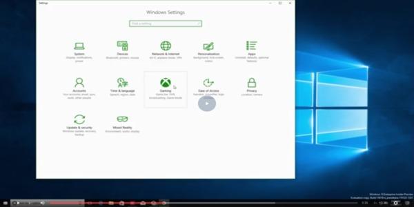 Microsofot Hadirkan Fitur Game Mode Di Windows 10