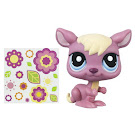 Littlest Pet Shop Purse Kangaroo (#1895) Pet