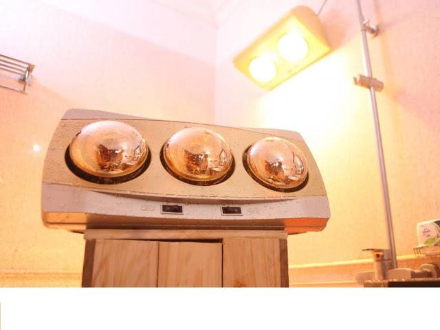 Giải đáp những lo lắng về đèn sưởi hồng ngoại Vĩnh Phúc có nguy hiểm hay không?