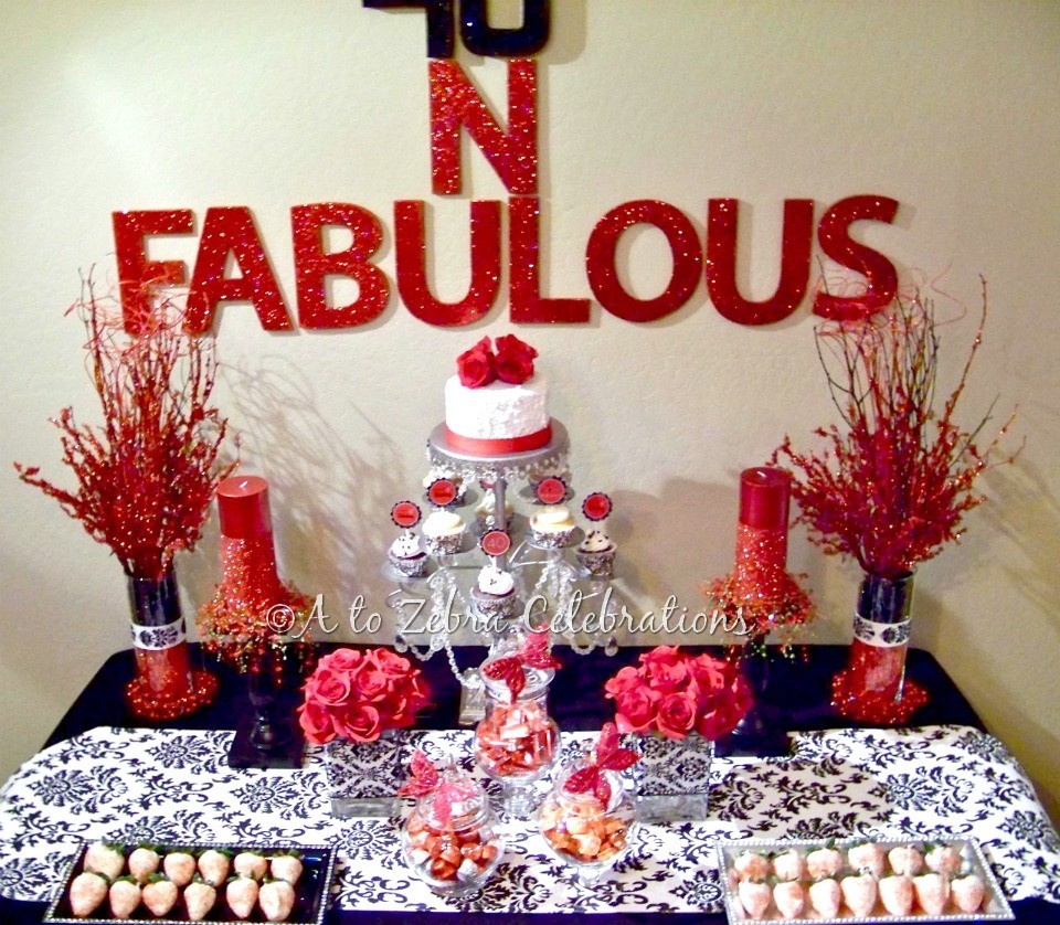 40 & Fabulous Party! – Style with Nancy - photo#22