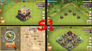 Clash of Magic v10.322 R1 Apk Clash of Clans Private Server