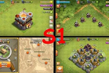 Clash of Magic v10.322 R1 Apk Clash of Clans Private Server