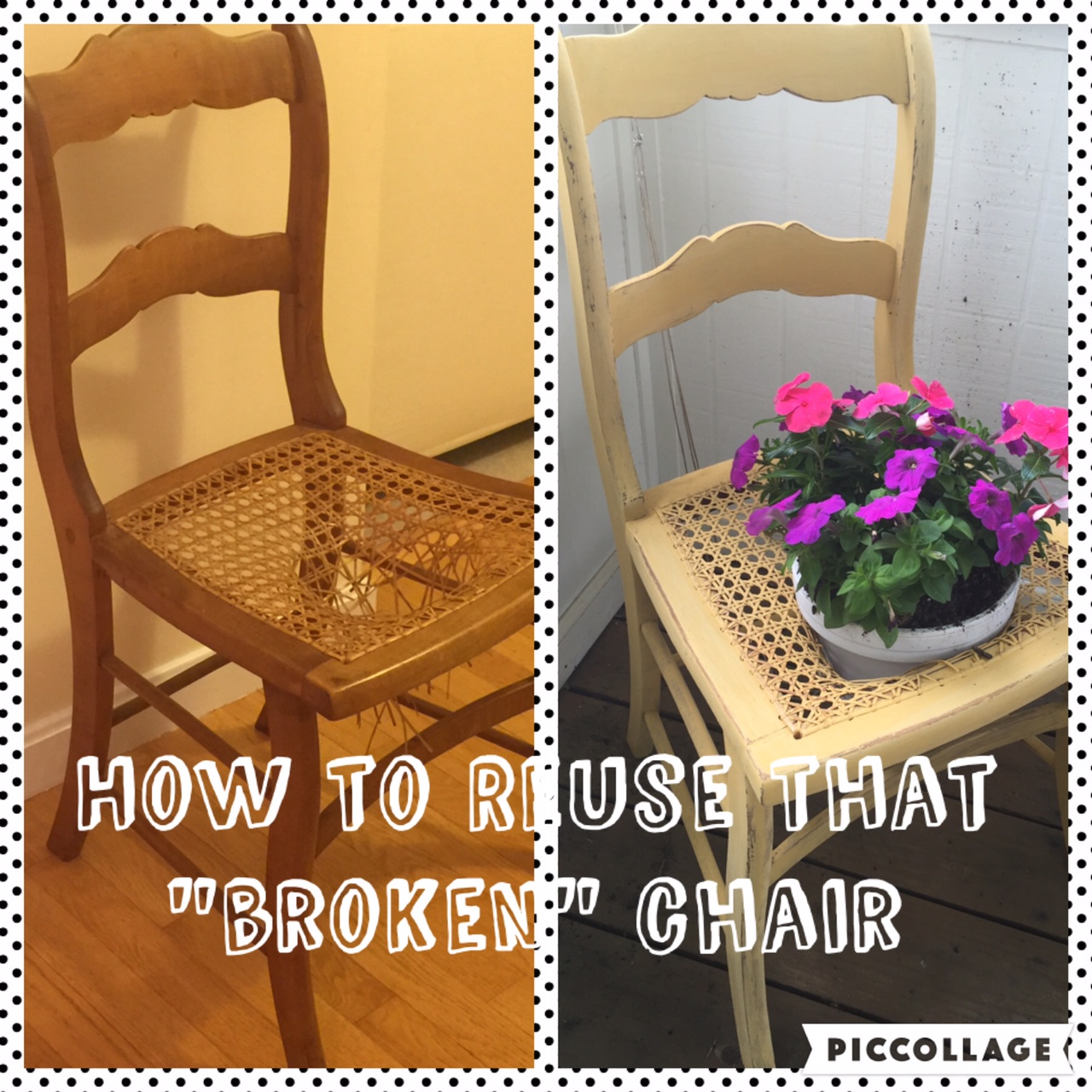 distress yourself out how to reuse that broken chair. Black Bedroom Furniture Sets. Home Design Ideas