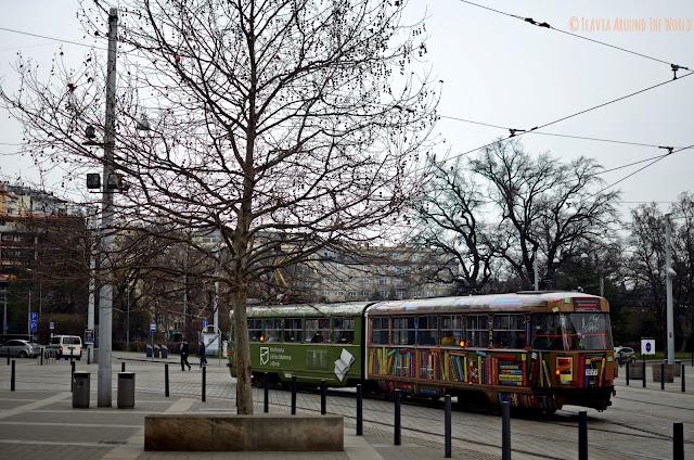 Tranvía de Brno