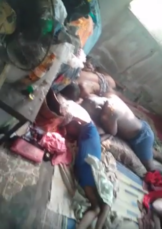 3 - Cult group, Badoo, kills family of five including a pregnant woman in Ikorodu (graphic photos)