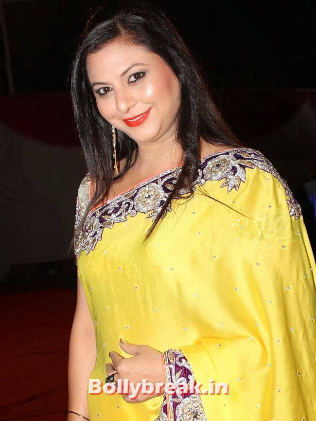 Gurpreet Kaur Chadda, Celebs at  33rd Annual Day Celebrations Of Children Welfare Centre High School