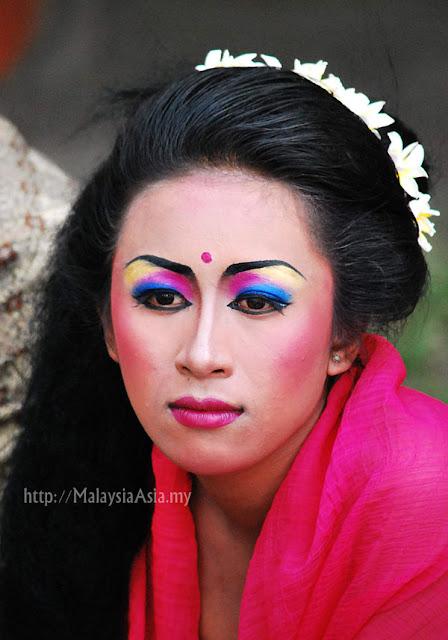 Balinese Tabanan Woman