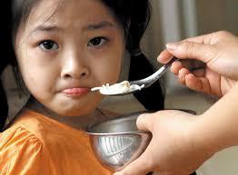 khắc phục tình trạng biếng ăn của trẻ em