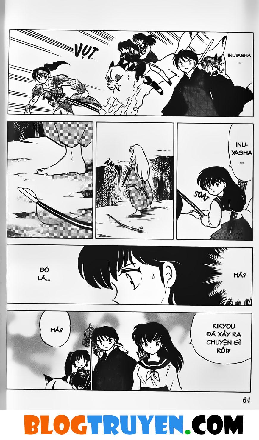 Inuyasha vol 29.4 trang 7