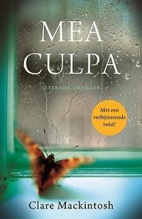 Clare Mackintosh Mea Culpa De Fontein uitgevers