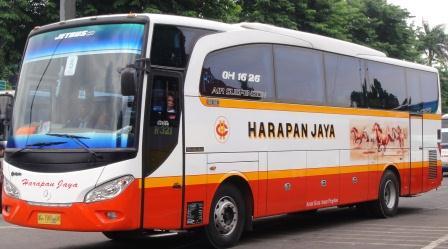 Harga Tiket Bus Lebaran 2016