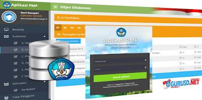 Aplikasi Pemetaan Mutu Pendidiikan (PMP) Ditjen Dikdasmen Kemdikbud