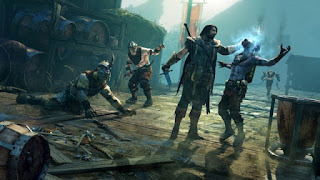 Middle Earth Shadow of Mordor Full Version PC Game