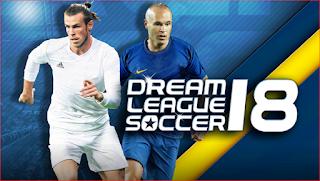 تحميل لعبة كرة القدم Dream League Soccer 18 المدفوعة